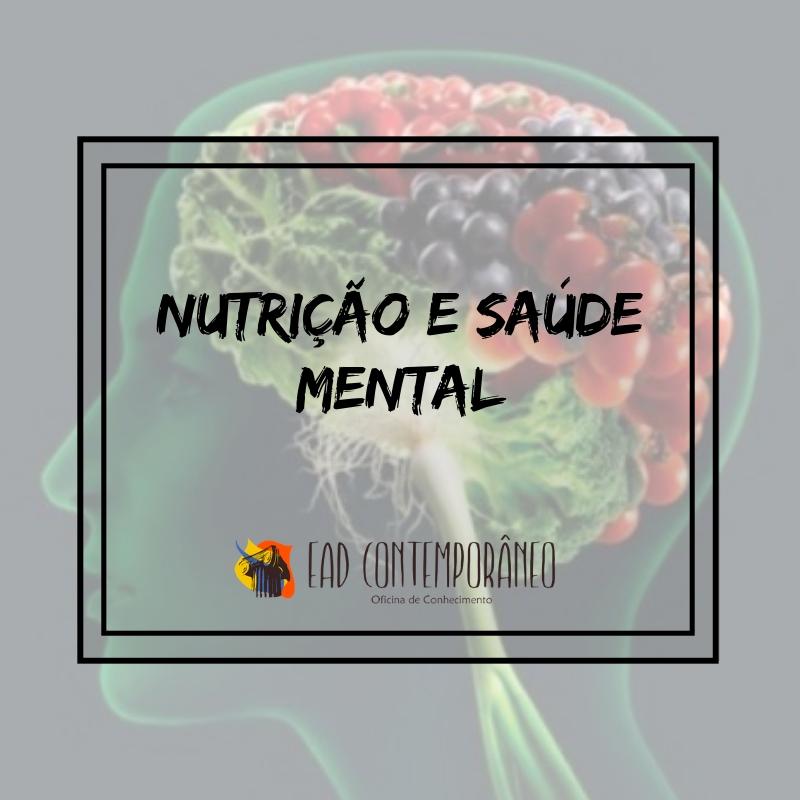 Curso para Nutrição e Saúde Mental